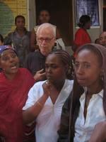 Med CARE i Dire Dawa,  Etiopien november 2007