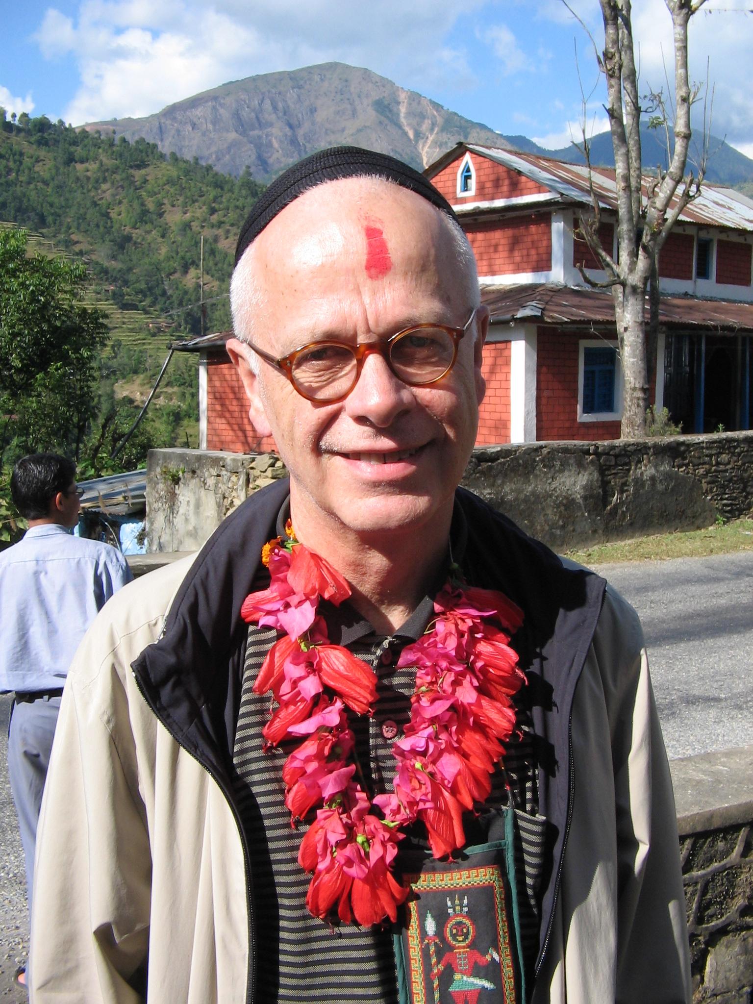 Feltbesøg med CARE i Nepal nov. 2006