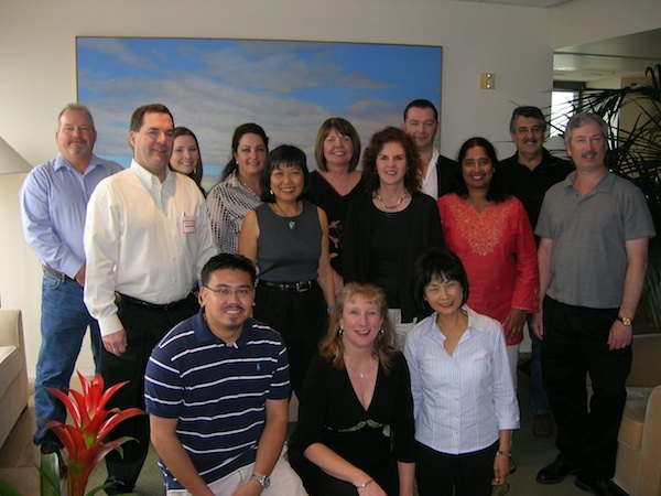 Cora Tellez and the Sterling HSA team