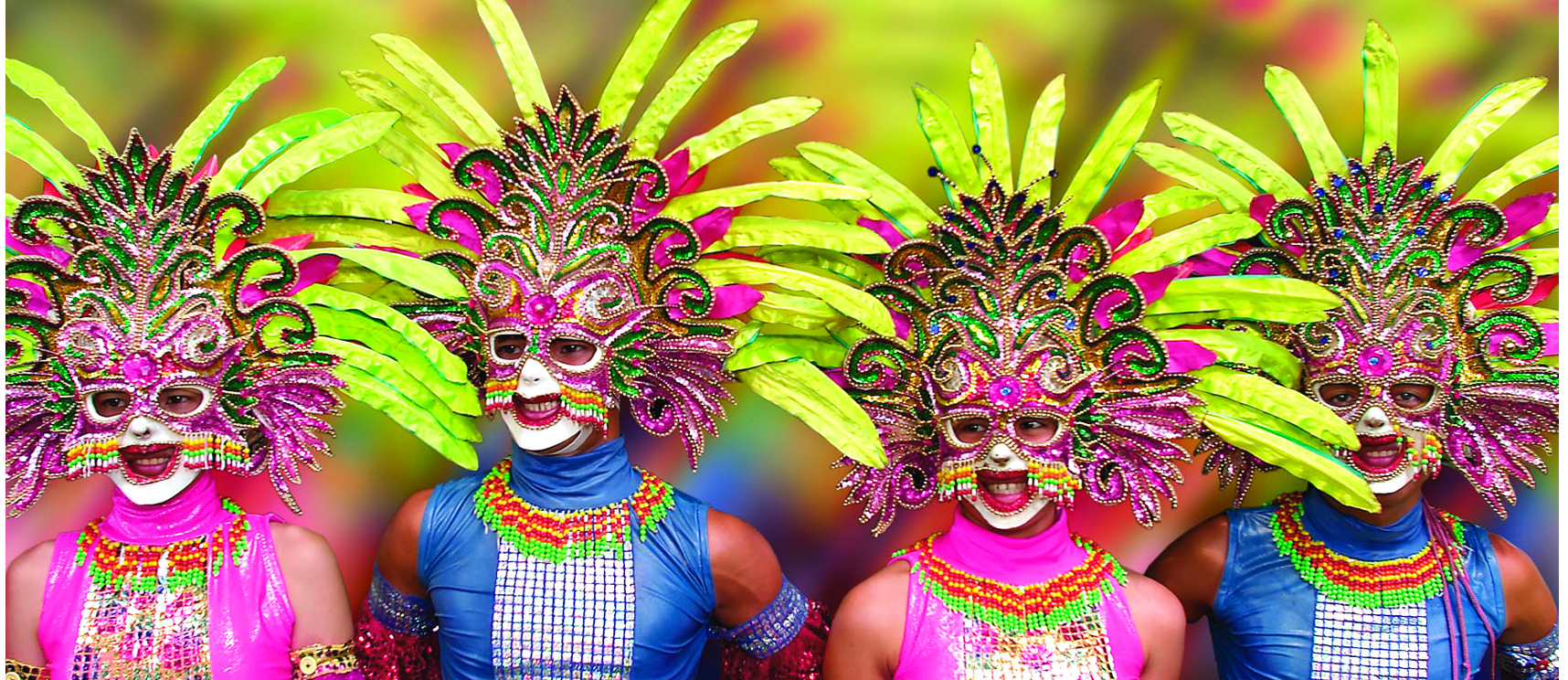 The MassKara Festival of Bacolod