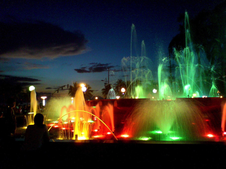 Rajah Sulayman Park, Manila