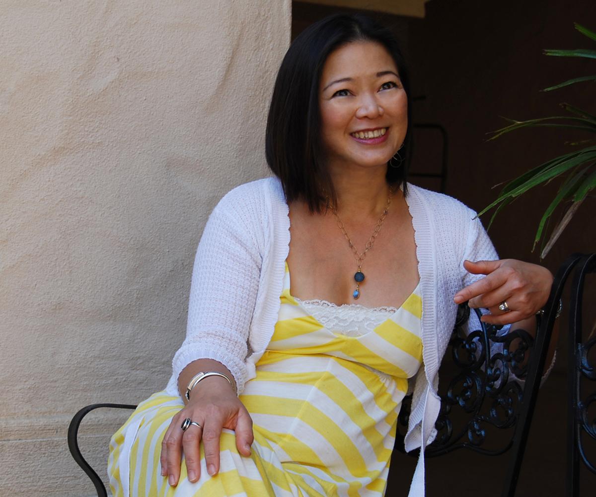 """The Mango Bride"" author Marivi Soliven"