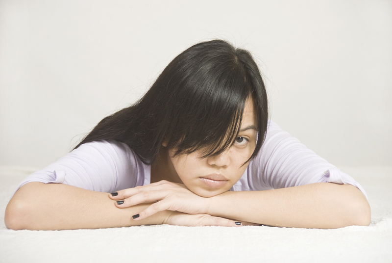 Asian Americans are the least likely among ethnic groups to use mental health services  (Photo by tonyoquias)