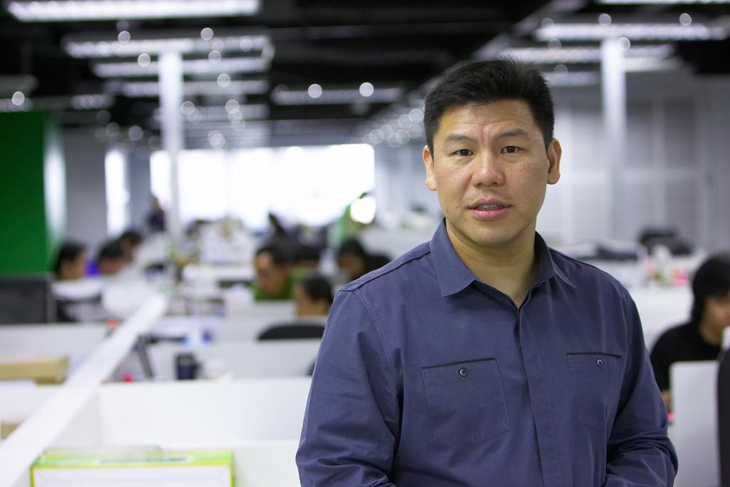 Pinoy technology leader Winston Damarillo