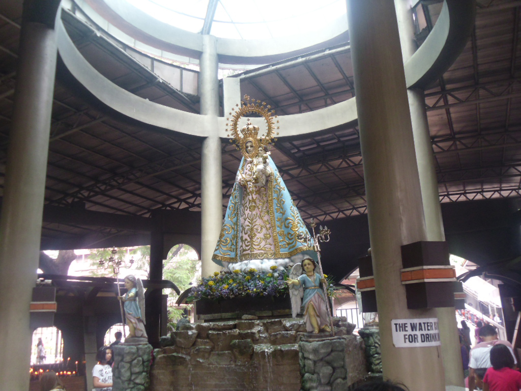 Our Lady of Manaoag Shrine, Pangasinan (Photo by Elizabeth Ann Quirino)
