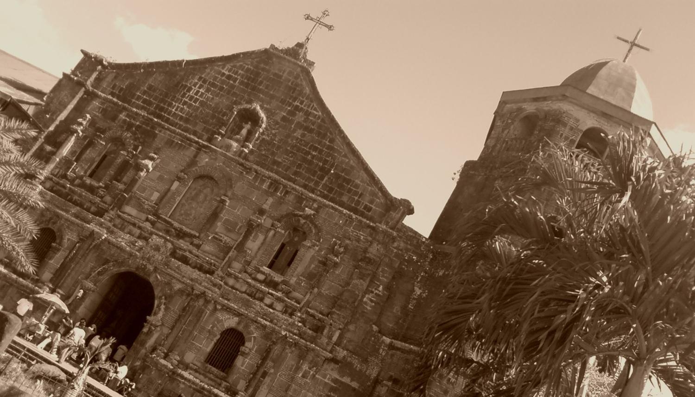 St.BartholomewParishChurch,Nagcarlan,Laguna