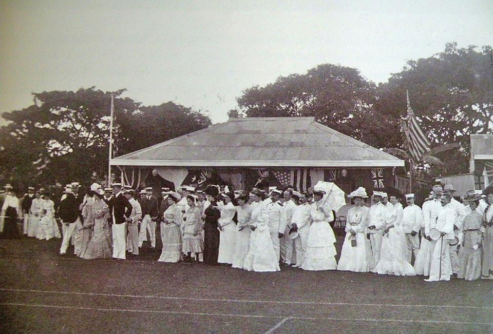 Manila Polo Club, circa 1910