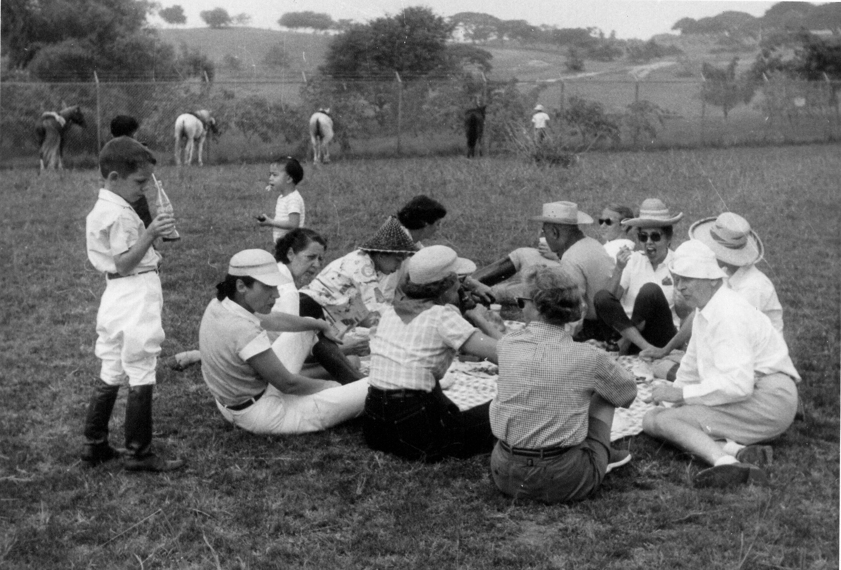 Picnic lunch  (Photo courtesy of Gunther Prittwitz)