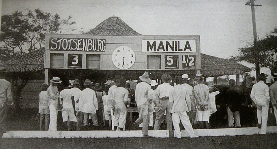 Stotsenberg scoreboard