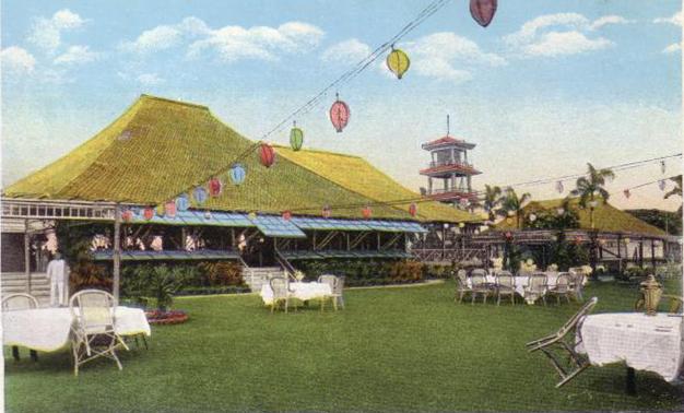 Manila Polo Club, circa 1915