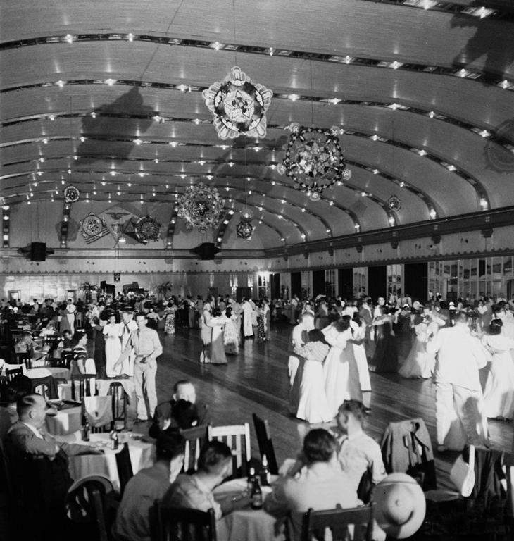 Santa Ana Cabaret, circa 1941