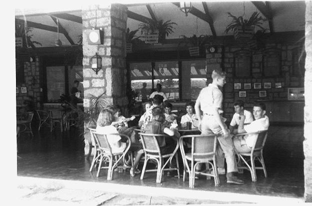 Polo Club gang, circa 1961