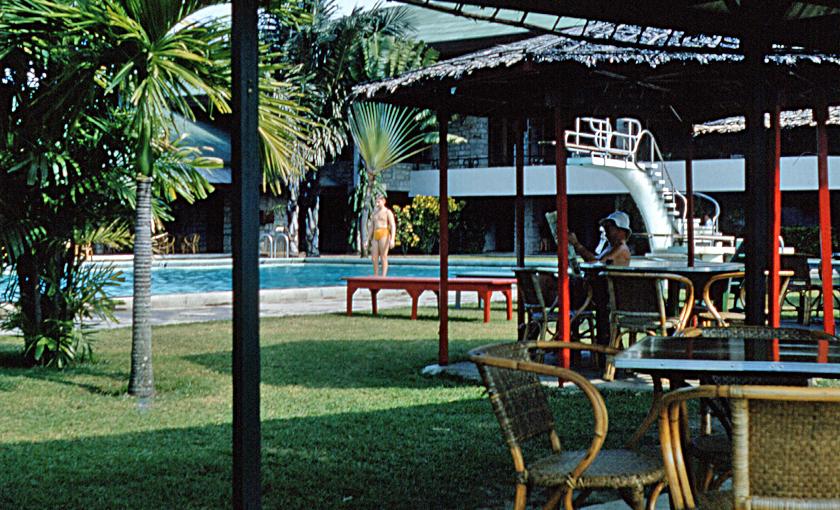 Manila Polo Club  (Photo courtesy of Gunter Prittwitz)