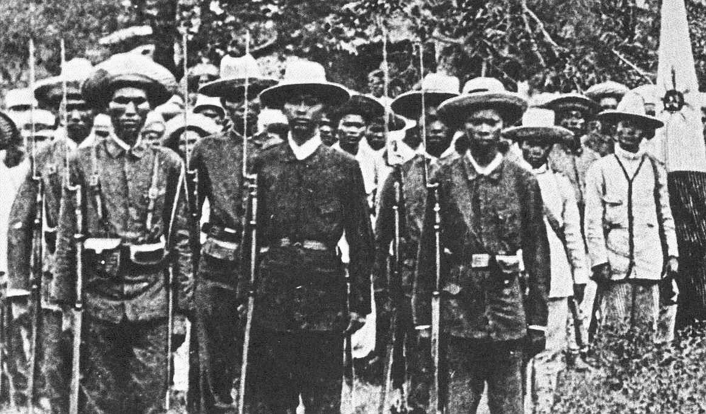 The Katipuneros (Source: wikipedia.org)
