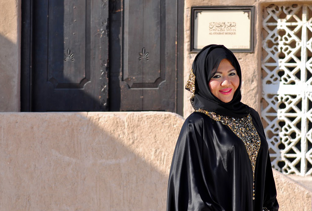 EngineerMaryJaneAlvero-AlMahdi,ChiefExecutiveOfficerofGeoscienceTestingLaboratory,UAE (PhotobyWalleiBautistaTrinidad)