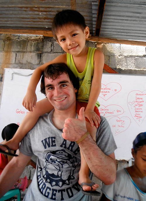 Gregory Oullette  (Photo courtesy of Casa Bayanihan)