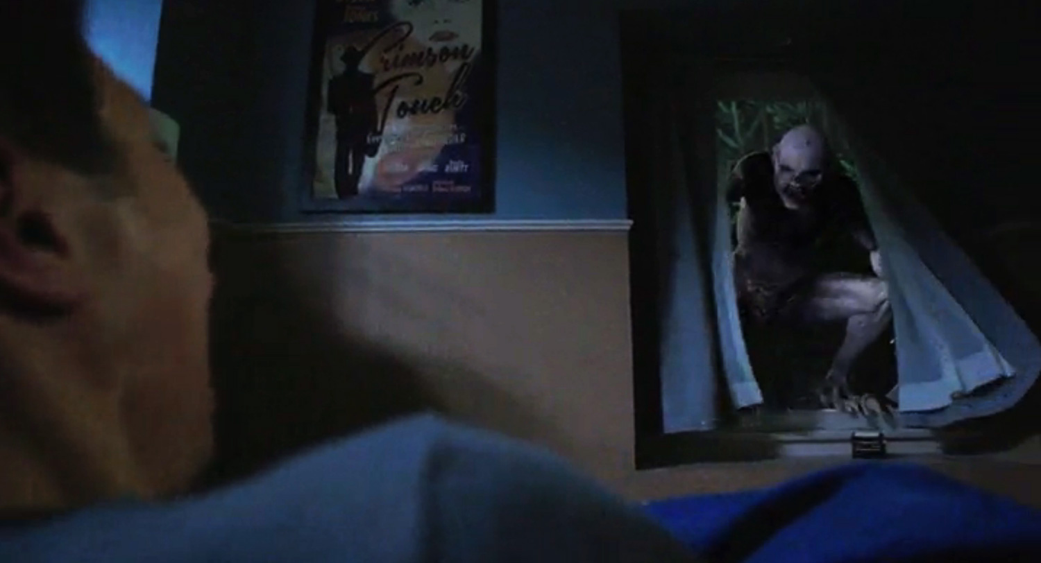 A sneak-peek of the aswang episode on the March 7 episode of GRIMM (Source:www.facebook.com/NBCGrimm)
