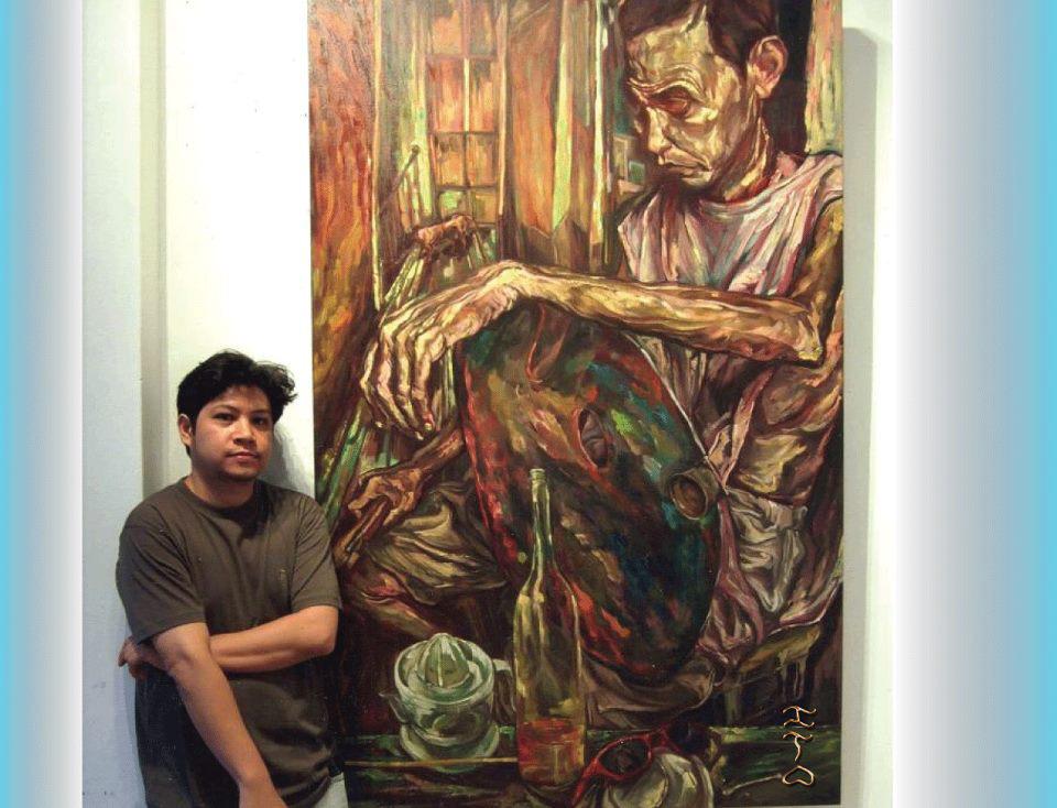 Melvin Culaba (Photo courtesy of the Culaba family)
