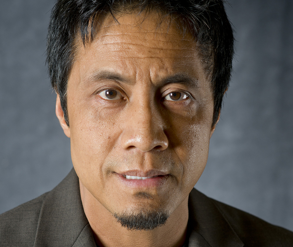 Author Alex Tizon (Photo by Daniel D. Morrison)