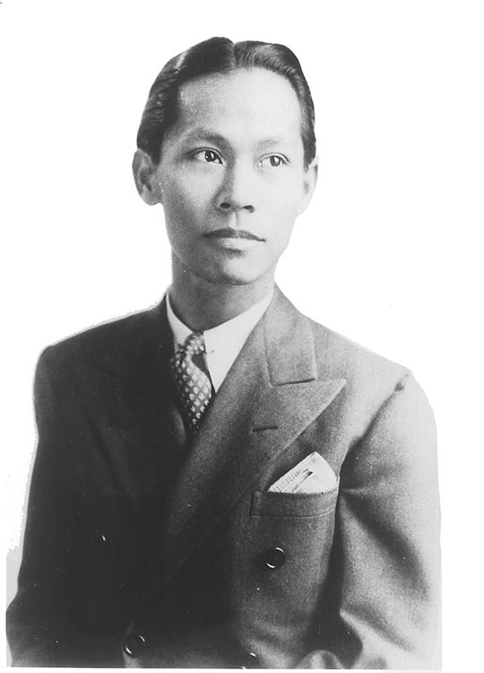Carlos Bulosan (Reprinted from  Filipinas Magazine )