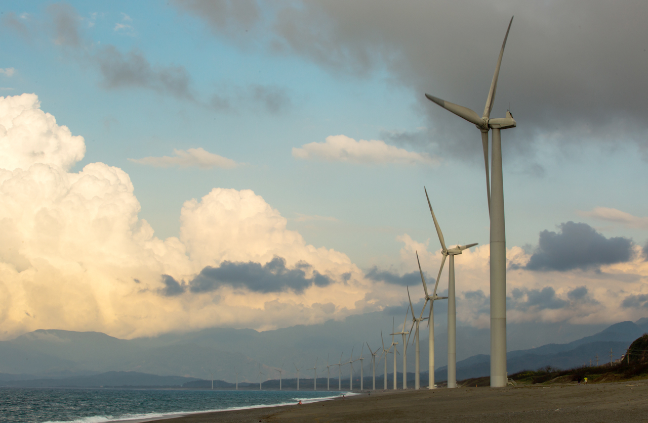 Windmills of Ilocos