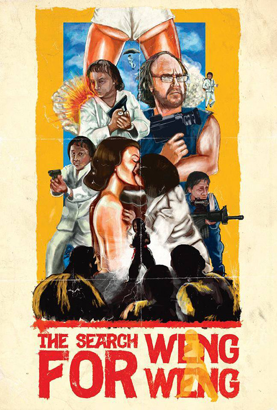 """""""The Search for Weng-Weng"""" by Andrew Leavold"""