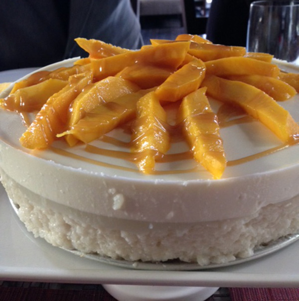 Chef Laudico's Suman Cake recipe, as baked by Patricia Gonzalez. (Photo by Gemma Nemenzo)