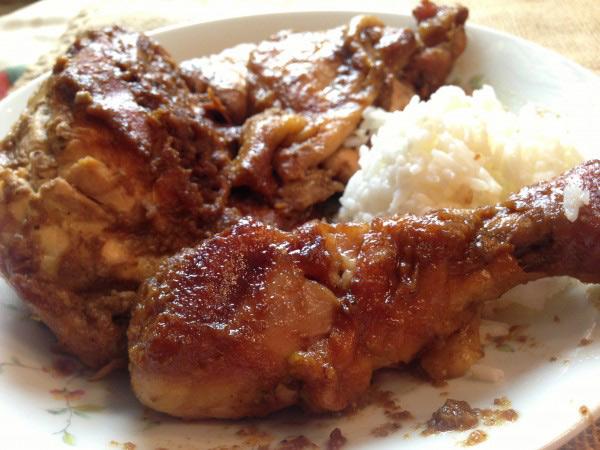 Chicken Inasal: Waray Style (Photo by Elizabeth Ann