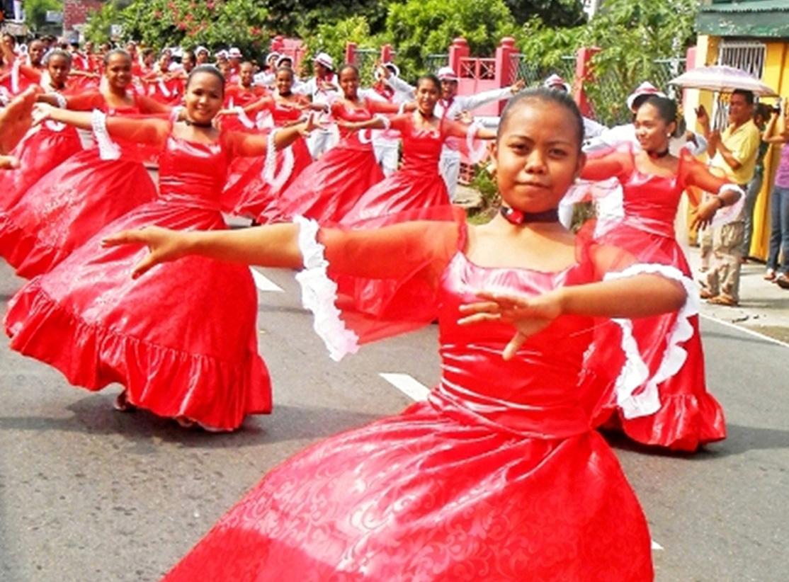 Festival Street Dancers