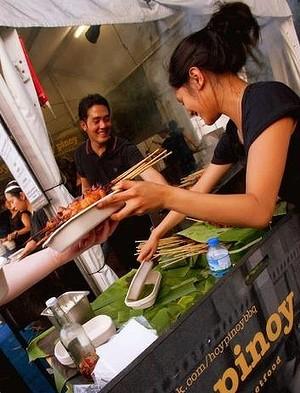 Hoy Pinoy co-owner Regina Meehan (Source: smh.com.au)