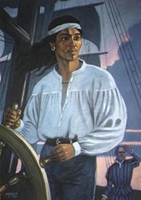 An illustration of Enrique (Source: www.balangay-voyage.com)