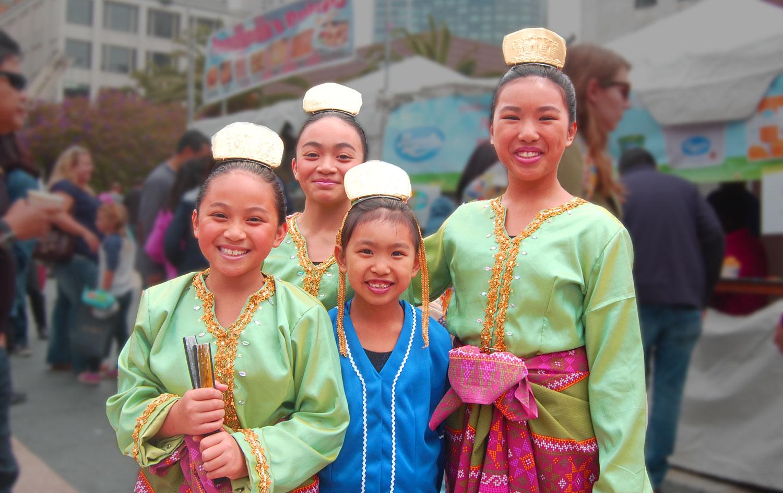 Kalayaan Dancers