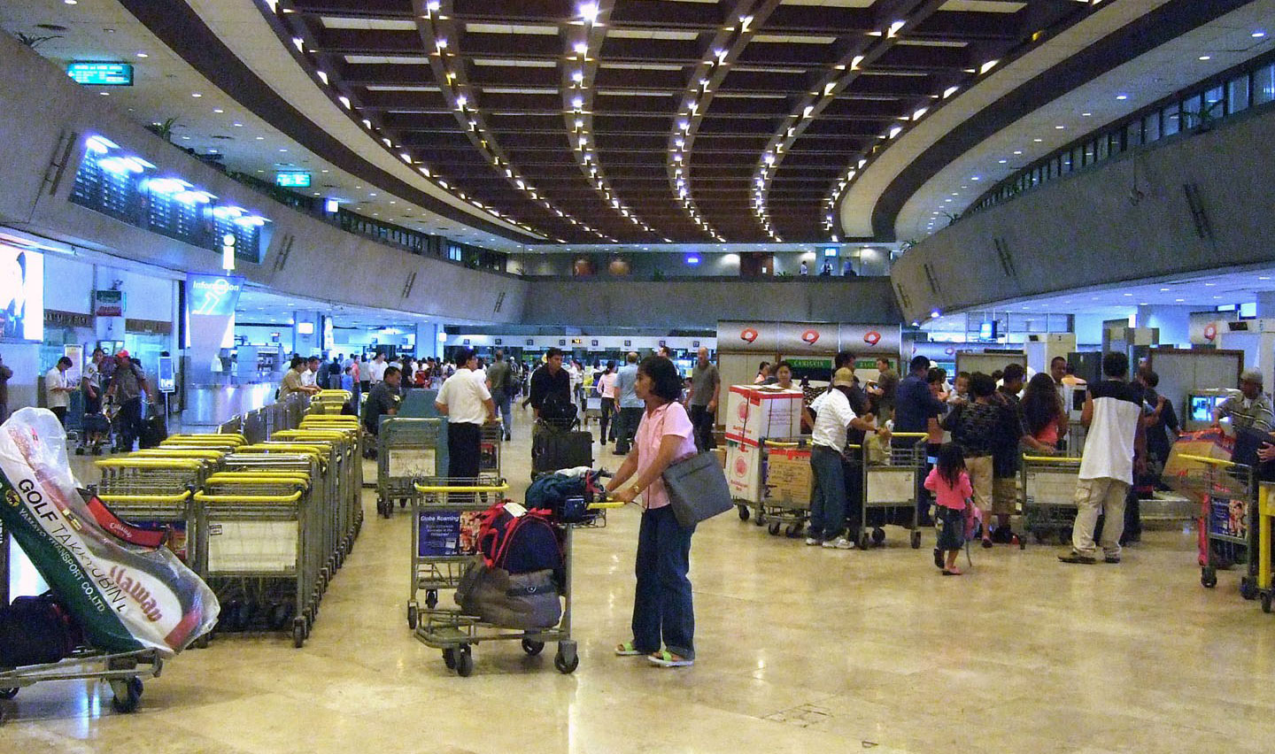 Ninoy Aquino International Airport (Photo by Kounosu/Wikimedia Commons)