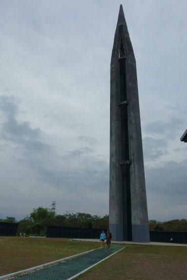 The Capas National Shrine (Photo by Sonny Siasoco)