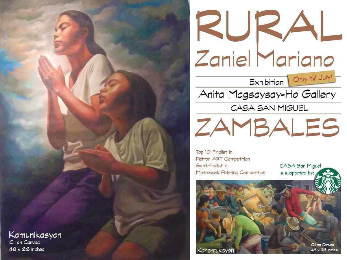 RURAL: Zaniel Mariano — Positively Filipino | Online