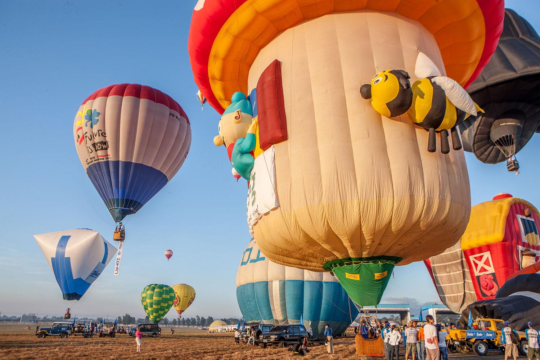 Clark Balloon Festival