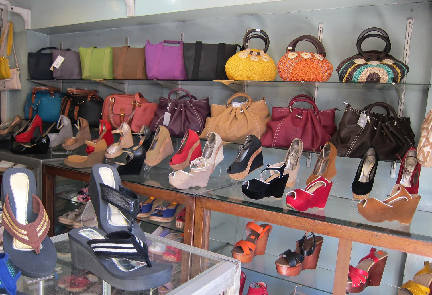 Shoes from Paete