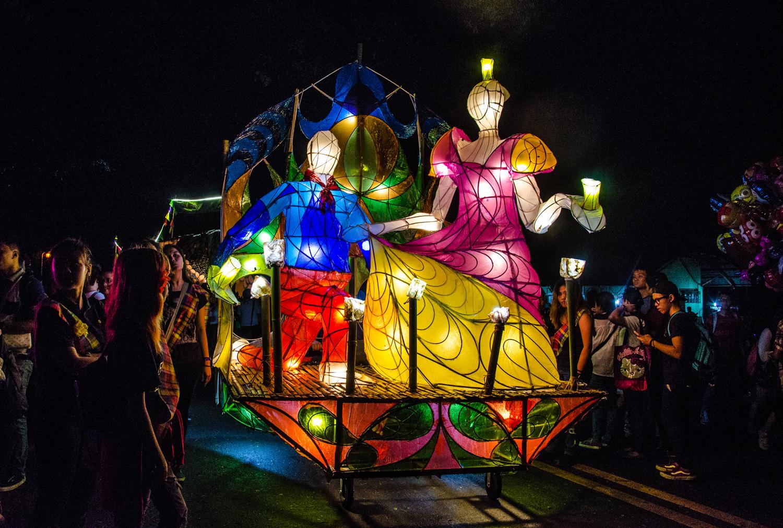 2014 UP Lantern Parade Festival