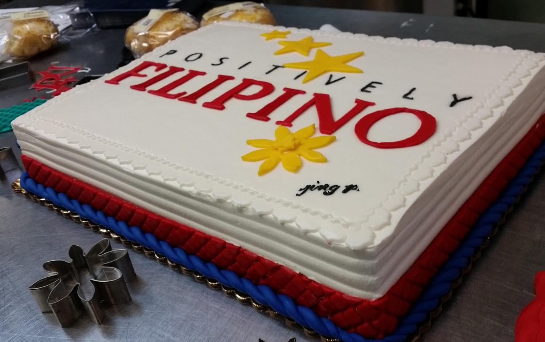 Positively Filipino Cake