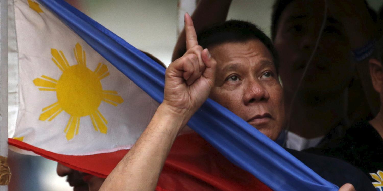 Incoming President Rodrigo Duterte (Photo by Erik De Castro/Reuters)