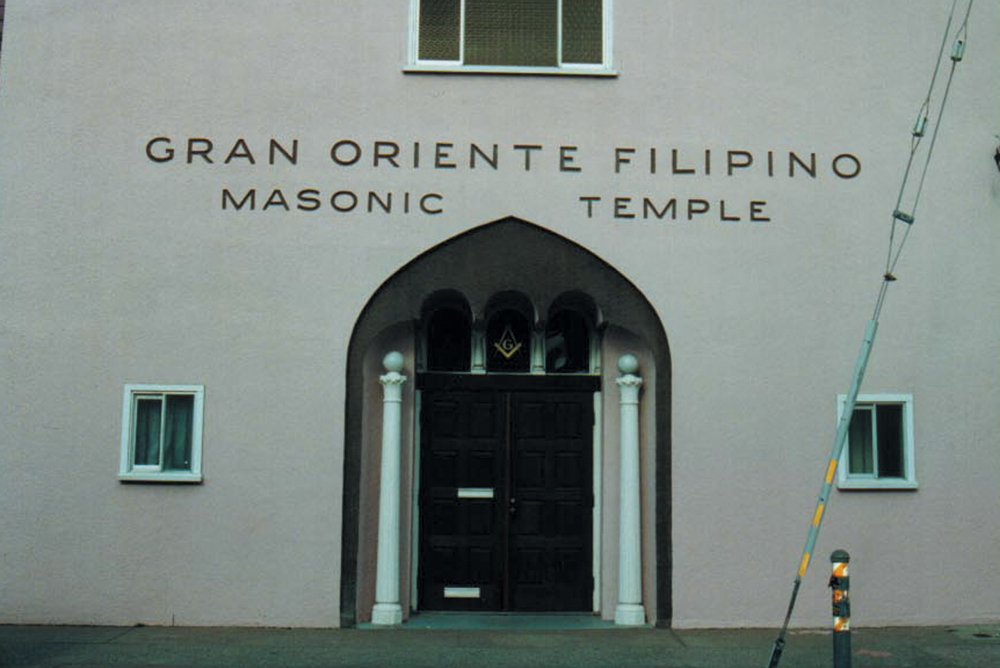In its heyday, the Gran Oriente Filipino Masonic fraternity had up to 700 members in six states. (Photo by Aileen Lainez)