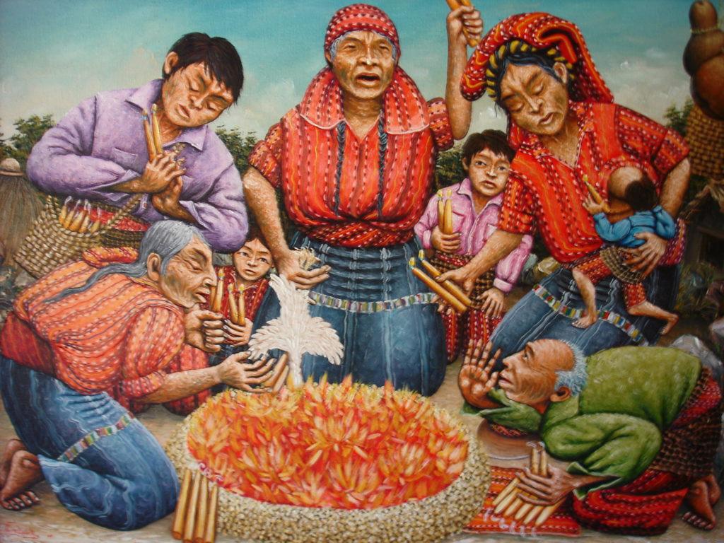 Davaoeños bending over backwards, preparing this difficult native dish.