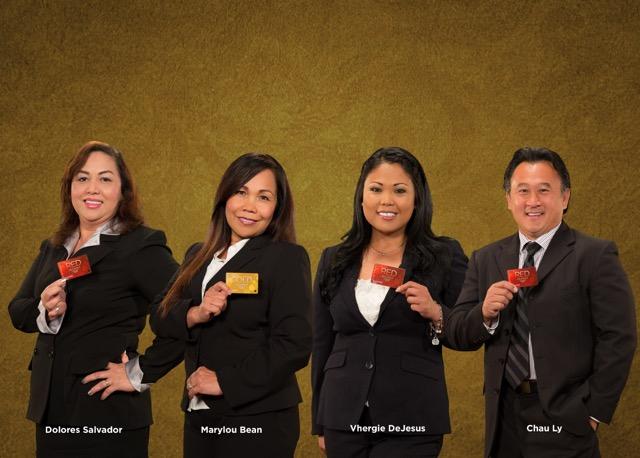 Pechanga Resort & Casino's Filipino Host Team