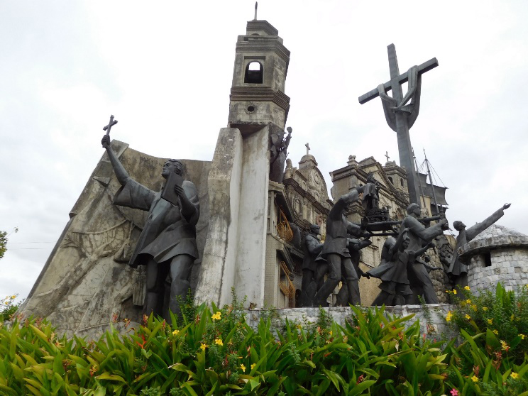 The Heritage of Cebu monument (Eduardo Castrillo, sculptor) (Photo by Gia Mendoza)