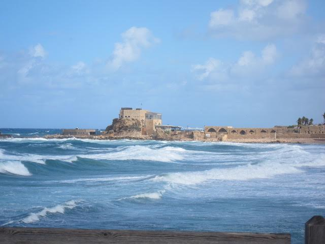Caesarea Maritama (Photo by Mona Lisa Yuchengco)