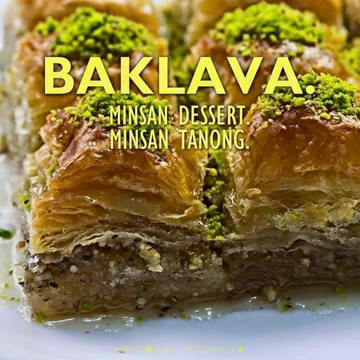 Baklava (Source: John Silva/Facebook.com)