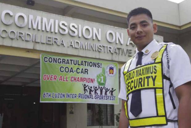 Roy Lagawan (Photo by RIchard Balonglong/Inquirer.net)