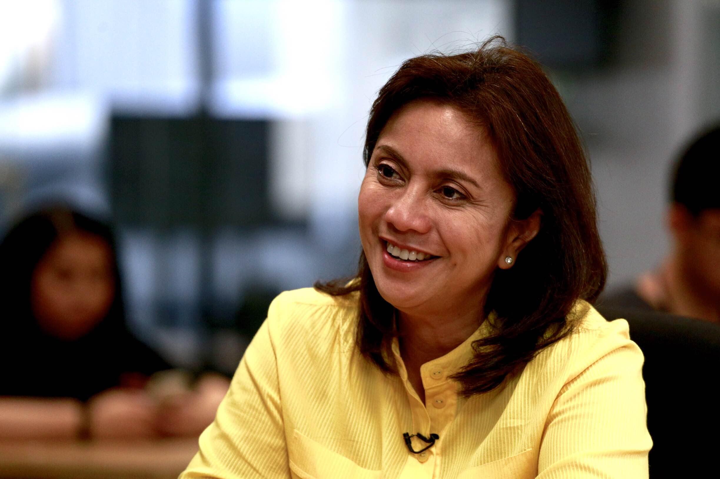 Vice President Leni Robredo (Source: Rappler.com)