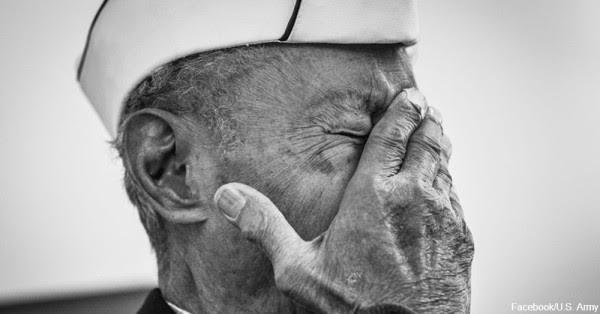 A Filipino World War II veteran (Source: FilVetREP)