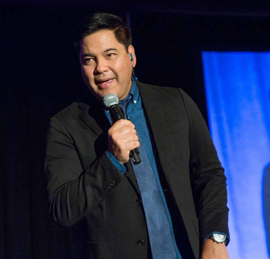 Singer Martin Nievera lent his talents to PIA's Giving Hope to the Children 2016 concert fundraiser. (Photo by Noel Ferrer/Snow Photography)